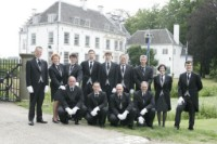 The International Butler Academy, graduation July 2005